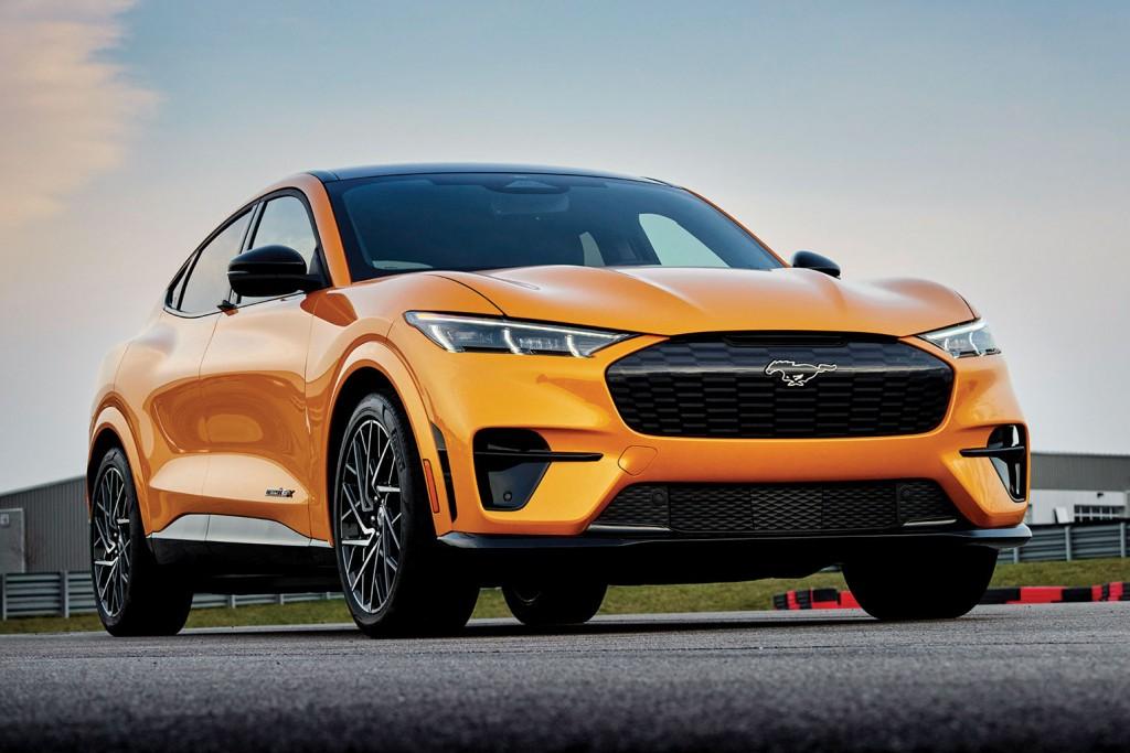 2021 Mustang Mach E Gt 01 Ccsz